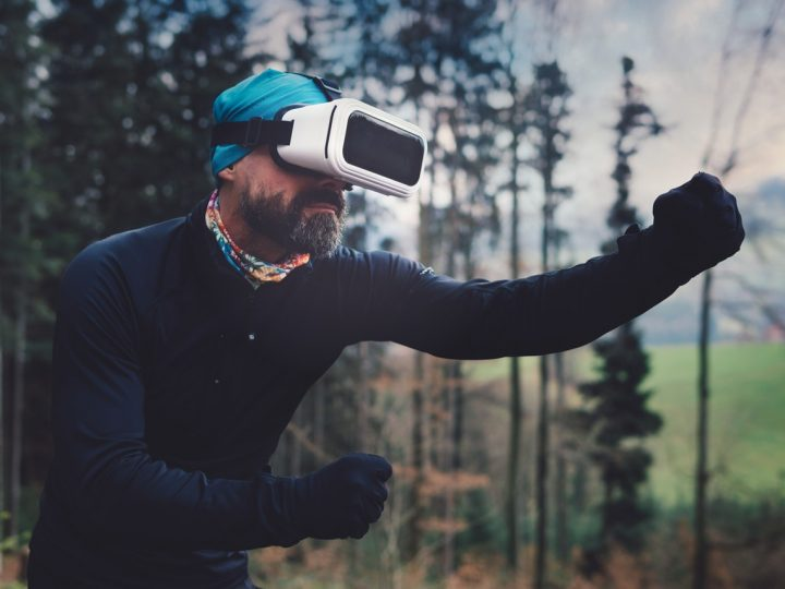 Virtual reality changing the life of people